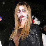 Brittny Gastineau en la fiesta 'Casamigos Tequila Halloween Party'