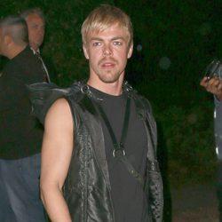 Derek Hough en la fiesta 'Casamigos Tequila Halloween Party'