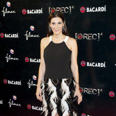 Cecilia Gessa en el estreno de 'REC 4' en Madrid