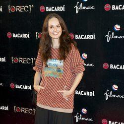 Ana Locking en el estreno de 'REC 4' en Madrid