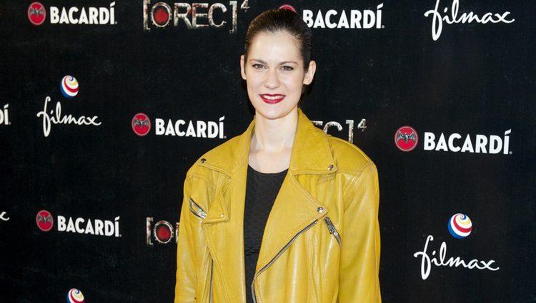 Lidia San José en el estreno de 'REC 4' en Madrid
