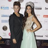 Patricia Yurena y Vanesa Klein en la gala para elegir a Miss España 2014