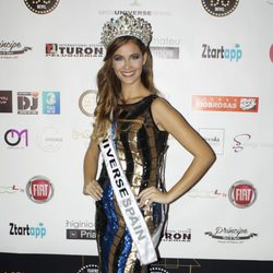 Desiré Cordero, elegida Miss España 2014 en la gala Miss Universo España