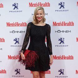 María León en la entrega de los Premios Men's Health 2014
