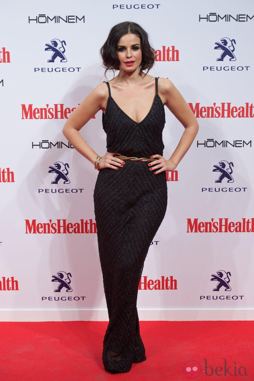 Marta Torné en la entrega de los Premios Men's Health 2014