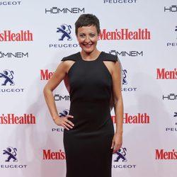 Eva Hache en la entrega de los Premios Men's Health 2014