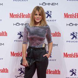 Thaïs Blume en la entrega de los Premios Men's Health 2014
