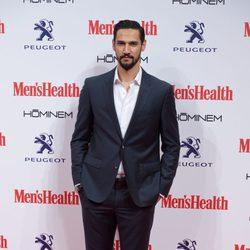 Stany Coppet en la entrega de los Premios Men's Health 2014