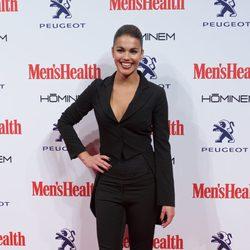 Lara Álvarez en la entrega de los Premios Men's Health 2014