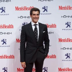 Jorge Fernández en la entrega de los Premios Men's Health 2014