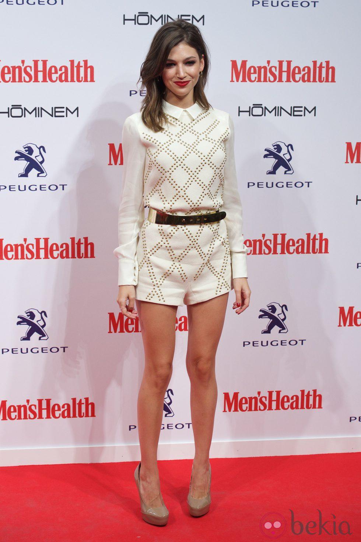 Úrsula Corberó en la entrega de los Premios Men's Health 2014