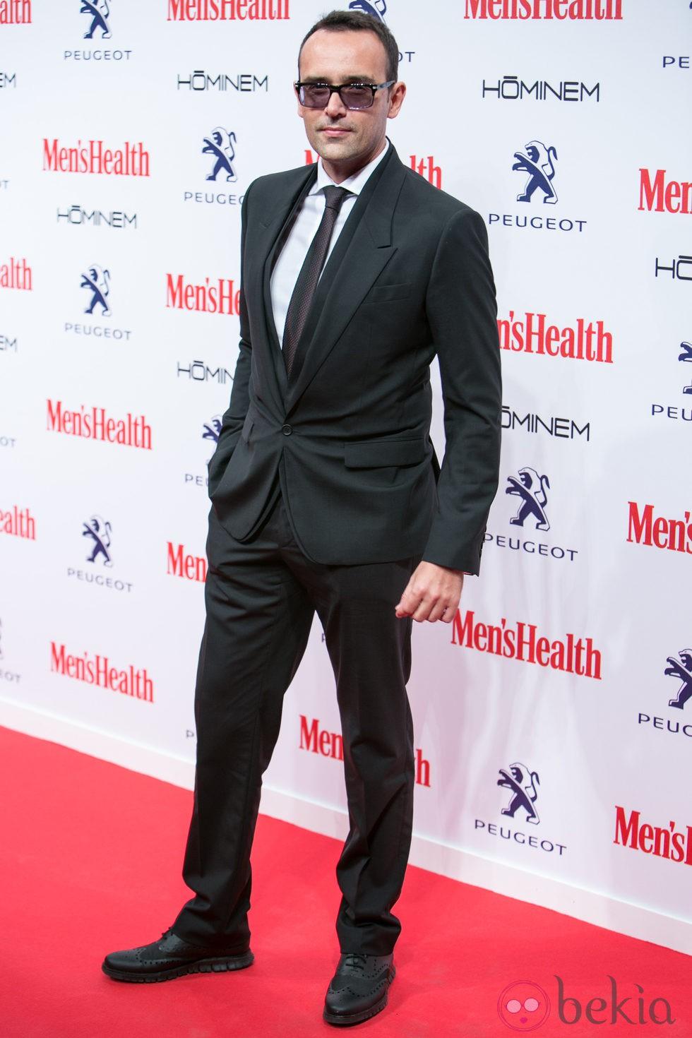 Risto Mejide en la entrega de los Premios Men's Health 2014