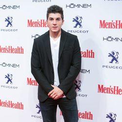 Maverick Viñales en la entrega de los Premios Men's Health 2014