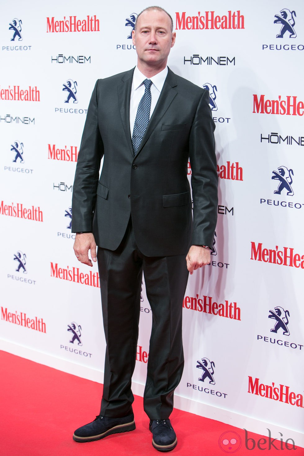 Pedro García Aguado en la entrega de los Premios Men's Health 2014