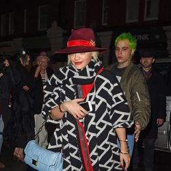 Rita Ora en la fiesta del 60 cumpleaños de Mario Testino