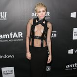 Miley Cyrus en la 'AmfAR Inspiration Gala' 2014 en Hollywood
