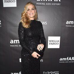 Molly Sims en la 'AmfAR Inspiration Gala' 2014 en Hollywood