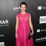 Kristin Davis en la 'AmfAR Inspiration Gala' 2014 en Hollywood