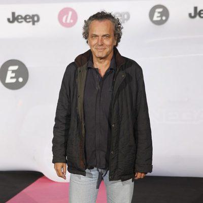 José Coronado en una fiesta organizada por el canal de Mediaset Divinity