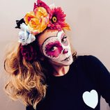 Kylie Minogue, estilo mexicano para Halloween 2014