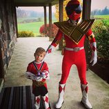 Justin Bieber, un Power Ranger para Halloween 2014