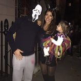 La familia Fàbregas celebra Halloween 2014