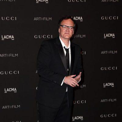 Quentin Tarantino en la gala LACMA Art + FIlm 2014