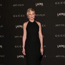 Kirsten Dunst en la gala LACMA Art + FIlm 2014