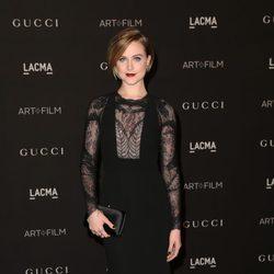 Evan Rachel Wood en la gala LACMA Art + FIlm 2014