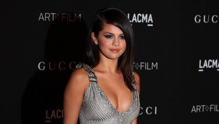 Selena Gomez en la gala LACMA Art + FIlm 2014