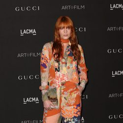 Florence Welch en la gala LACMA Art + FIlm 2014