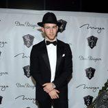 Nick Jonas, gangster en Halloween 2014
