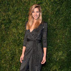Jessica Hart en la entrega de los CFDA 2014 / Vogue Fashion Fund