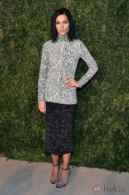 Leigh Lezark en la entrega de los CFDA 2014 / Vogue Fashion Fund