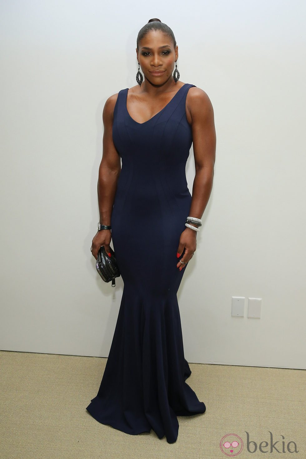 Serena Williams en la entrega de los CFDA 2014 / Vogue Fashion Fund