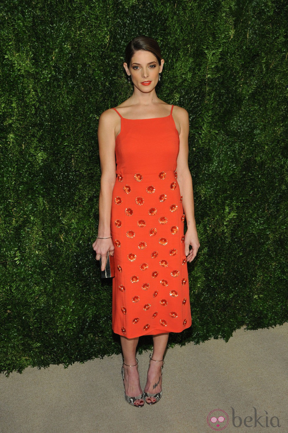 Ashley Greene en la entrega de los CFDA 2014 / Vogue Fashion Fund