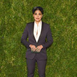 Rachel Roy en la entrega de los CFDA 2014 / Vogue Fashion Fund