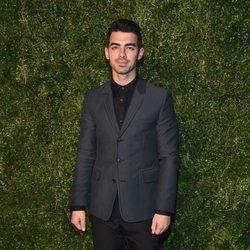 Joe Jonas en la entrega de los CFDA 2014 / Vogue Fashion Fund
