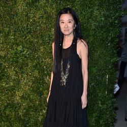 Vera Wang en la entrega de los CFDA 2014 / Vogue Fashion Fund