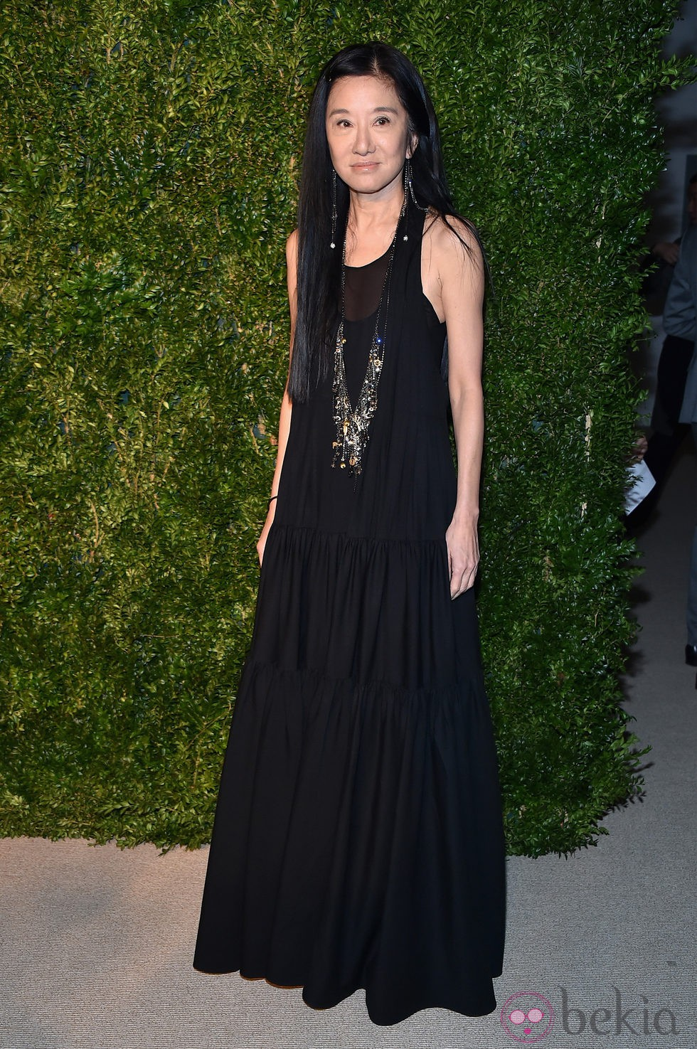 Vera Wang en la entrega de los CFDA 2014 / Vogue Fashion Fund