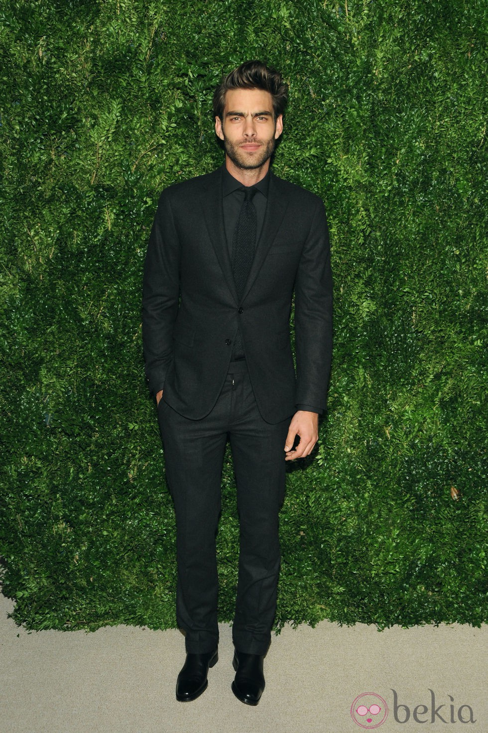 Jon Kortajarena en la entrega de los CFDA 2014 / Vogue Fashion Fund