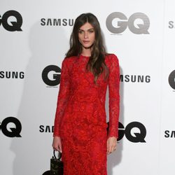 Elisa Sednaoui en los Premios GQ 2014