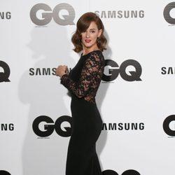 Ana Polvorosa en los Premios GQ 2014
