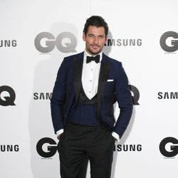 David Gandy en los Premios GQ 2014