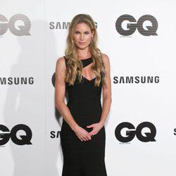 Helen Swedin en los Premios GQ 2014