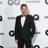 Jan Cornet en los Premios GQ 2014