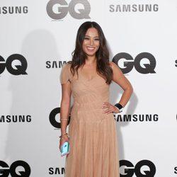 Usun Yoon en los Premios GQ 2014