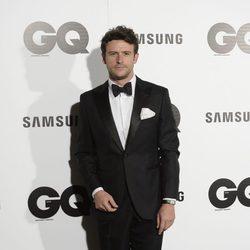 Diego Martín en los Premios GQ 2014