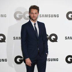 Peter Vives en los Premios GQ 2014