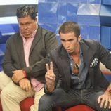 Fran y Luis nominando en el confesionario de 'Gran Hermano 15'